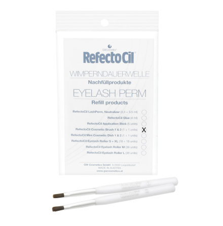 Refectocil penslar nr 1 & nr 2 (2 st)