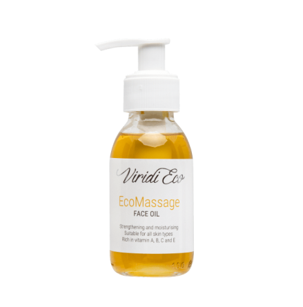 Ecomassage face oil