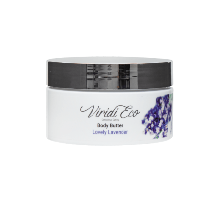 Body butter lovely lavender