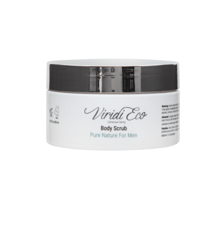 Body scrub pure nature - For men