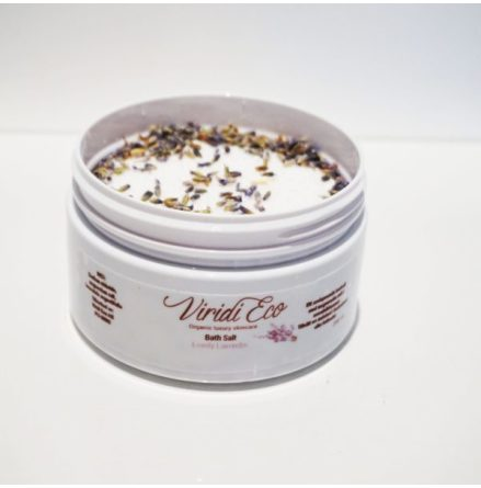 Bath salt lovely lavender
