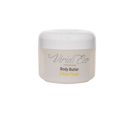 Body butter citrus fresh (Travel size)