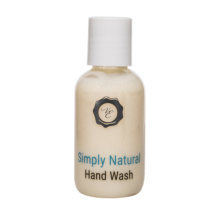 Hand wash simply natural (Travel size)